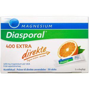 Køb Magnesium Diasporal direkte sachet 50 stk. online hos apotekeren.dk