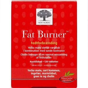 Køb Fat Burner tabletter 120 stk. online hos apotekeren.dk