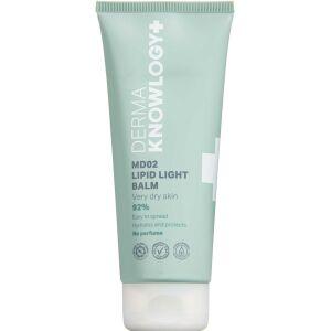 Køb MDerma MD02 Lipid Light Balm 200 ml online hos apotekeren.dk