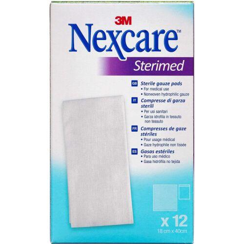 Køb Nexcare Sterimed 18 cm x 40 cm 12 stk. online hos apotekeren.dk