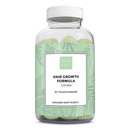 Køb HairLust Hair gummies Men 90 stk. online hos apotekeren.dk
