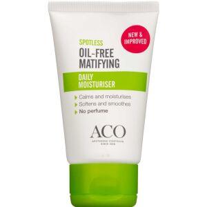 Køb Aco Spotless daily moisturiser 60 ml online hos apotekeren.dk