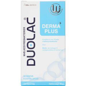 Køb Duolac Derma+ Plus 30 stk. online hos apotekeren.dk