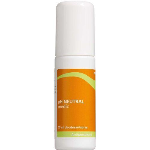 Køb Medic pH Neutral Antiperspirant deodorant spray 75 ml  online hos apotekeren.dk