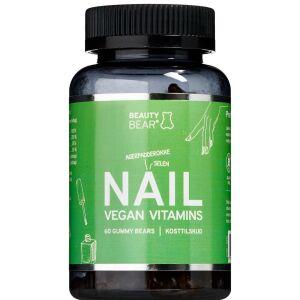 Køb Beauty Bear NAIL vitamins 60 stk. online hos apotekeren.dk