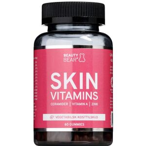Køb Beauty Bear SKIN vitamins 60 stk. online hos apotekeren.dk