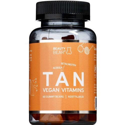 Køb Beauty Bear TAN vitamins 60 stk. online hos apotekeren.dk