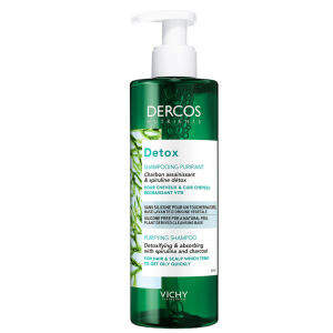 Køb Vichy Dercos Nutrients Detox shampoo 150 ml online hos apotekeren.dk