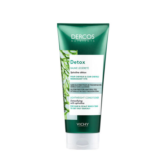 Køb Vichy Dercos Nutrients Detox balsam 200 ml online hos apotekeren.dk