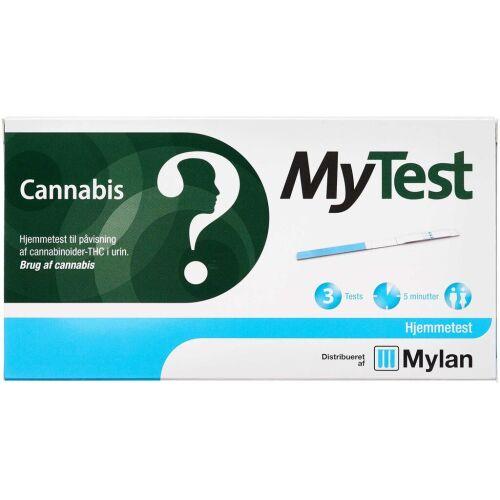 Køb MyTest Cannabis 3 stk. online hos apotekeren.dk