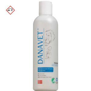 Køb DanaVet shampoo 250 ml online hos apotekeren.dk