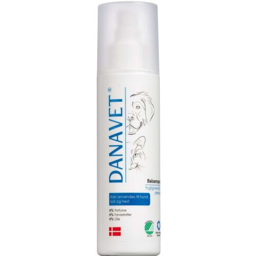 Køb DanaVet Balsamspray 200 ml online hos apotekeren.dk