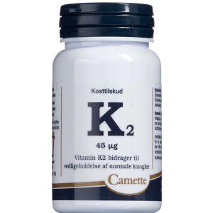 Køb K2 Vitamin tabletter 180 stk. online hos apotekeren.dk
