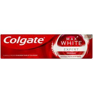 Køb Colgate Tandpasta Expert White 75 ml online hos apotekeren.dk