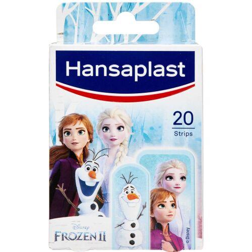 Køb Hansaplast Disney Frozen Junior plaster 20 stk. online hos apotekeren.dk