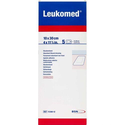 Køb Leukomed 10 x 30 cm 5 stk. online hos apotekeren.dk