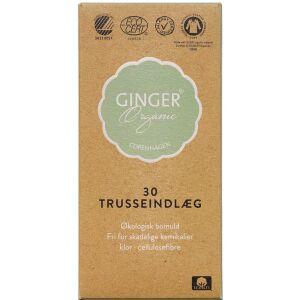 Køb GingerOrganic Trusseindlæg Flex 30 stk. online hos apotekeren.dk