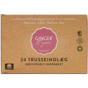 Køb GingerOrganic Trusseindlæg 24 stk. online hos apotekeren.dk