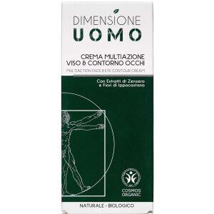 Køb Dimensione Uomo Ansigts- og øjencreme 75 ml online hos apotekeren.dk