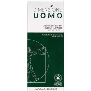 Køb Dimensione Uomo Barber creme 125 ml online hos apotekeren.dk