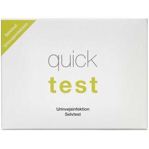 Køb Quicktest Urinvejsinfektion 1 stk online hos apotekeren.dk