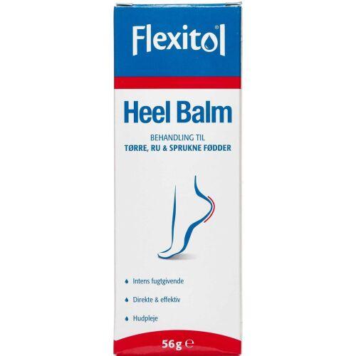 Flexitol Heel Balm 112g | apotekeren.dk | Køb online nu!