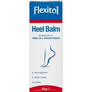 Køb Flexitol Heel Balm 25% 56g online hos apotekeren.dk