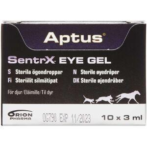 Køb Aptus SentrX øjengel 10 x 3 ml online hos apotekeren.dk