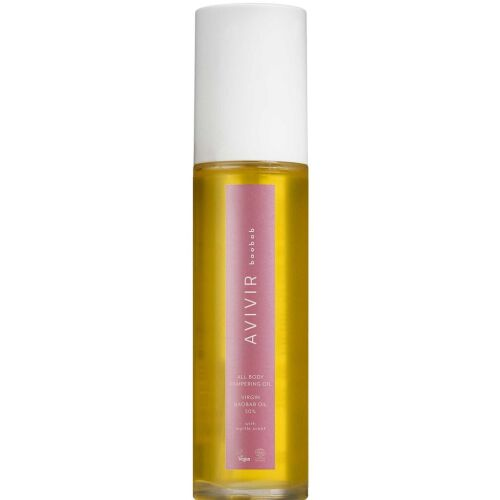 Køb AVIVIR Baobab All Body Pampering Oil with Myrtle Scent 100 ml online hos apotekeren.dk