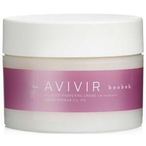 Køb AVIVIR Baobab All Body Pampering Creme 200 ml online hos apotekeren.dk