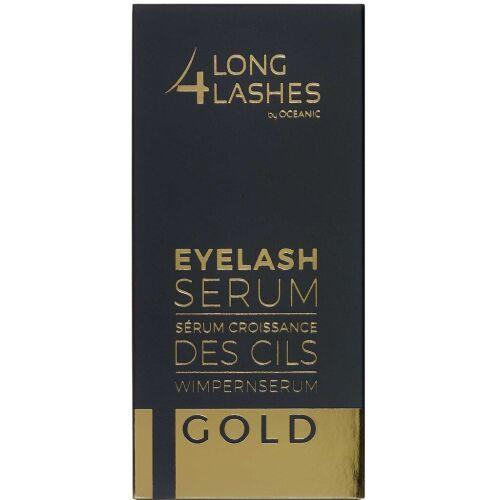 Køb LONG4LASHES Gold Eyelash enhancing serum 4 ml online hos apotekeren.dk
