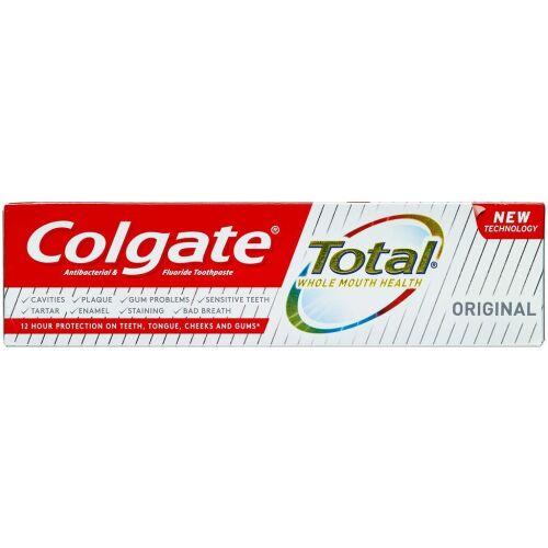 Køb Colgate Total Original tandpasta 75 ml online hos apotekeren.dk