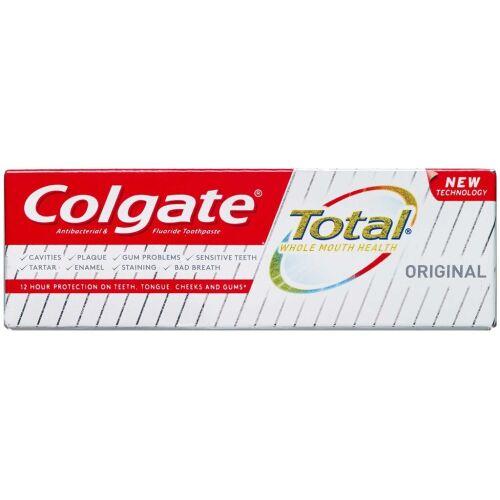Køb Colgate Total Original tandpasta 20 ml online hos apotekeren.dk