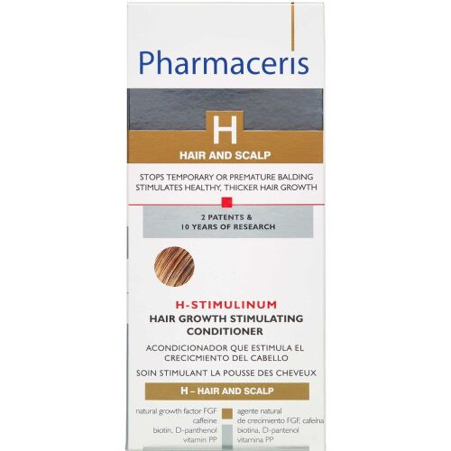 Køb Pharmaceris H-STIMULINUM Hårbalsam 250 ml online hos apotekeren.dk