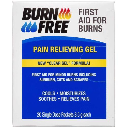 Køb Burn Free gel 20 stk. online hos apotekeren.dk