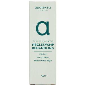 Køb Apotekets Neglesvampbehandling 14 ml  online hos apotekeren.dk