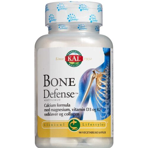 Køb KAL Bone Defense kapsler 90 stk. online hos apotekeren.dk