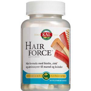 Køb KAL Hair Force kapsler 60 stk. online hos apotekeren.dk