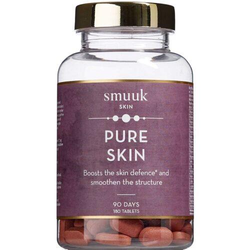 Køb Smuuk Skin PureSkin 180 stk. online hos apotekeren.dk