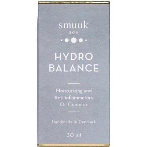 Køb Smuuk Skin Hydro Balance Moisturizing and Anti-inflammatory Oil Complex 30 ml online hos apotekeren.dk