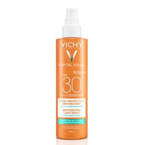 Køb Vichy Capital Soleil Beach SPF 30 200 ml online hos apotekeren.dk