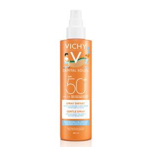 Køb Vichy Ideal Soleil Kids Spray SPF50+ 200 ml online hos apotekeren.dk