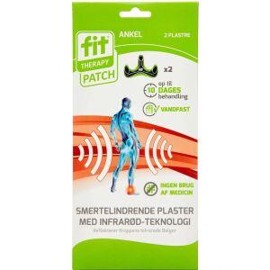 Køb FIT Smerteplaster til ankel/vrist 2 stk. online hos apotekeren.dk