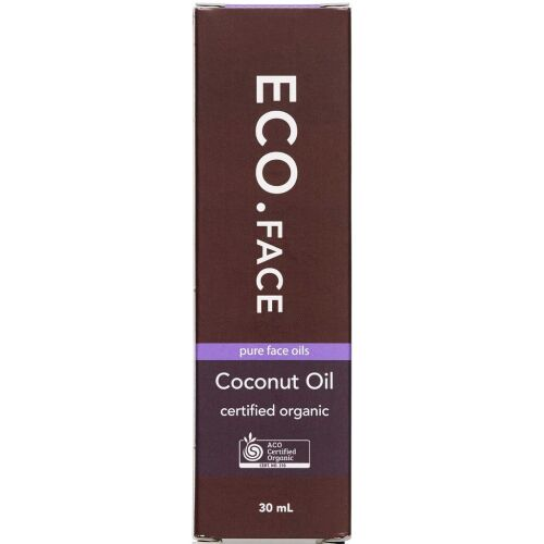 Køb ECO. Kokos Ansigtsolie 30 ml online hos apotekeren.dk