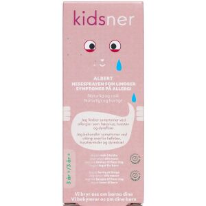 Køb Kidsner Albert næsespray 10 ml online hos apotekeren.dk