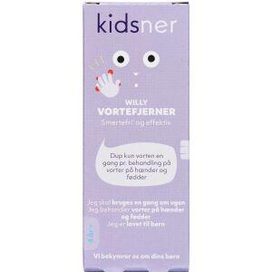 Køb Kidsner Willy Vortefjerner 4 ml online hos apotekeren.dk