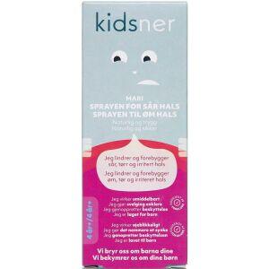 Køb Kidsner Mari halsspray 30 ml online hos apotekeren.dk