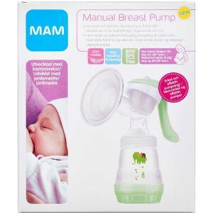Køb MAM manuel brystpumpe 1 stk. online hos apotekeren.dk