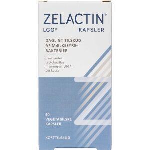 Køb Zelactin mælkesyrebakterier kapsler 50 stk. online hos apotekeren.dk