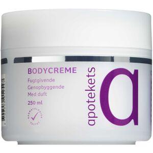 Køb Apotekets Bodycreme lilla 250 ml online hos apotekeren.dk